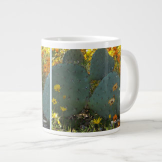 Arizona Spring Large Coffee Mug