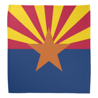 Arizona State Flag Bandana