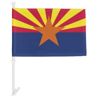 Arizona State Flag Car Flag