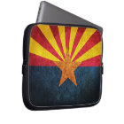 Arizona State Flag Laptop Sleeve
