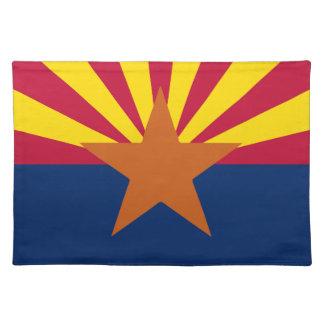 Arizona State Flag Placemat