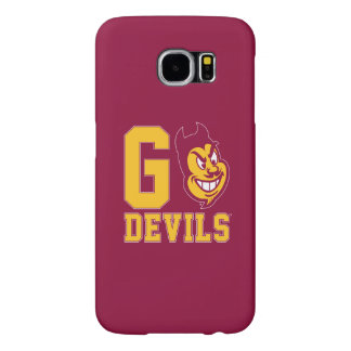 Arizona State Go Devils Samsung Galaxy S6 Cases