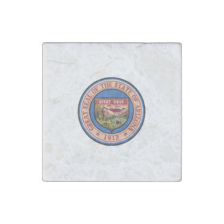 Arizona State Seal Stone Magnet