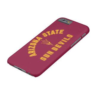 Arizona State   Sun Devils - Retro Barely There iPhone 6 Case