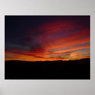 Arizona Sunset 15 Poster