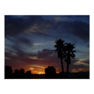 Arizona Sunset 16 Poster