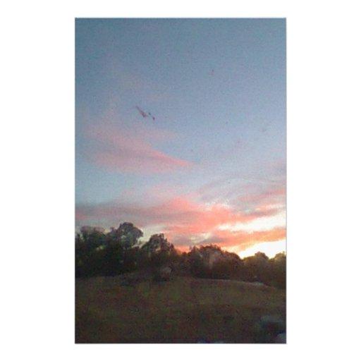 Arizona Sunset #4 Stationery