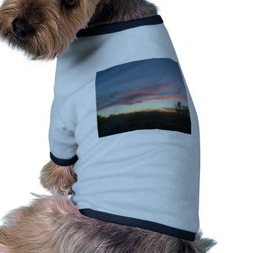 Arizona Sunset #5 Doggie T Shirt