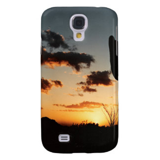 Arizona Sunset Galaxy S4 Covers