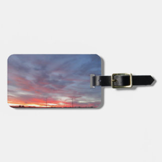 Arizona Sunset Tags For Bags