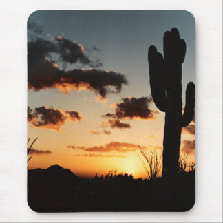Arizona Sunset Mouse Pad