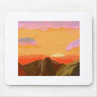 Arizona Sunset mousepad