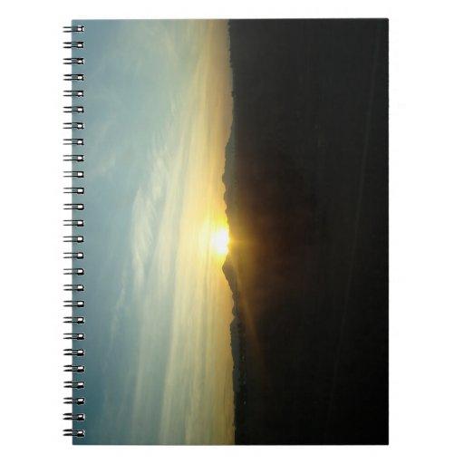 Arizona Sunset Notebooks
