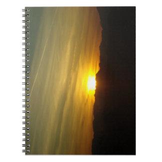 Arizona Sunset Note Book