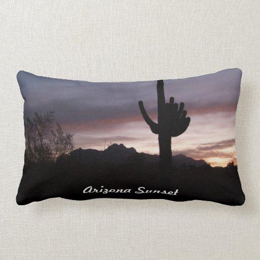 Arizona Sunset Pillow