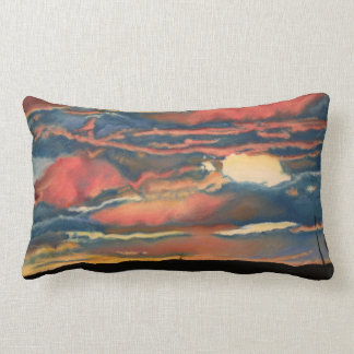 Arizona Sunset Throw Cushions