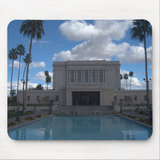 Arizona Temple Mouse Pad