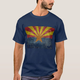 Arizona, the 48th state Flag T-Shirt