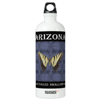 Arizona Two tailed Swallowtail Butterfly SIGG Traveller 1.0L Water Bottle