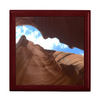 ARIZONA - Upper Antelope Canyon B - Red Rock Gift Box