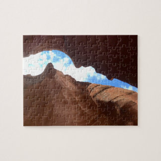 ARIZONA - Upper Antelope Canyon B - Red Rock Jigsaw Puzzle