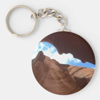 ARIZONA - Upper Antelope Canyon B - Red Rock Key Ring