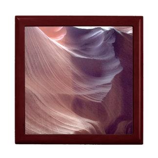 ARIZONA - Upper Antelope Canyon D2 - Red Rock Gift Box