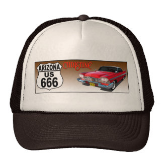 Arizona US Route 666 - Christine Cap