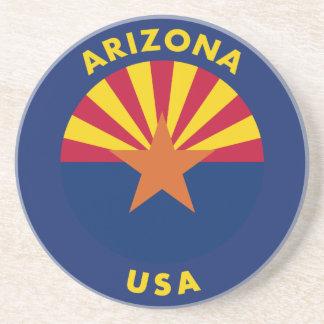 Arizona USA Coaster