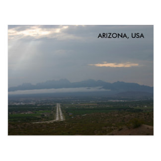 ARIZONA, USA Postcard