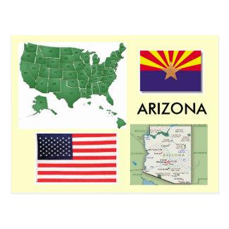 Arizona, USA Post Cards