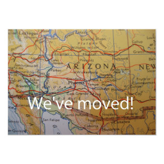 Arizona We've Moved New Address Announcement