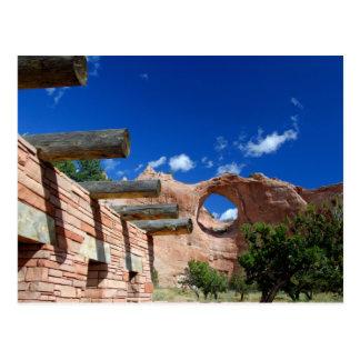 Arizona, Window Rock. Capital of the Navajo Postcard