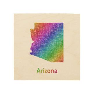 Arizona Wood Prints
