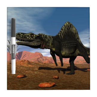 Arizonasaurus dinosaur - 3D render Dry Erase Board