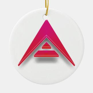 ARK in 3D Ceramic Ornament