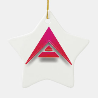 ARK in 3D Ceramic Star Decoration