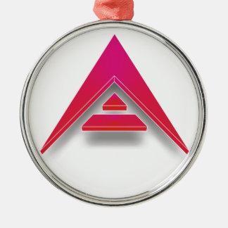 ARK in 3D Metal Ornament