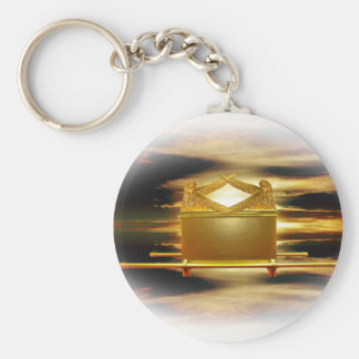 Ark of the Covenant Key Ring