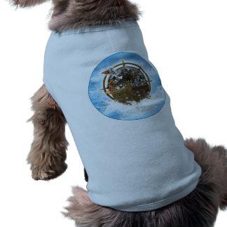 Ark through the Portal Sleeveless Dog Shirt