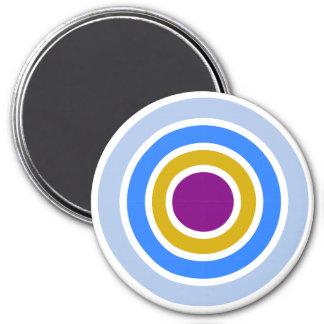 Arkadia / Large, 7.6 Cm Round Magnet