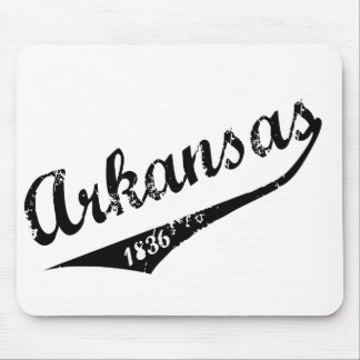 Arkansas 1836 mouse pad