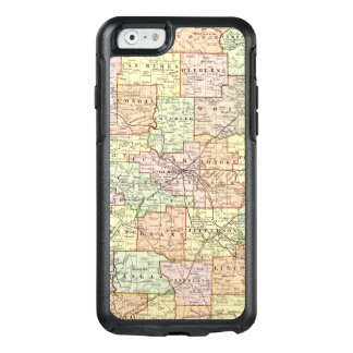 Arkansas 6 OtterBox iPhone 6/6s case