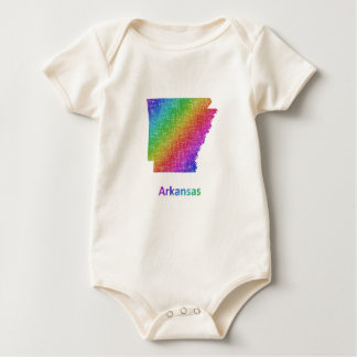Arkansas Baby Bodysuit