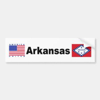 Arkansas Bumper Stickers