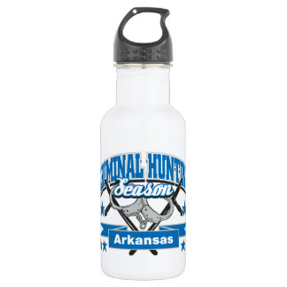 Arkansas Criminal Hunting Season 532 Ml Water Bottle