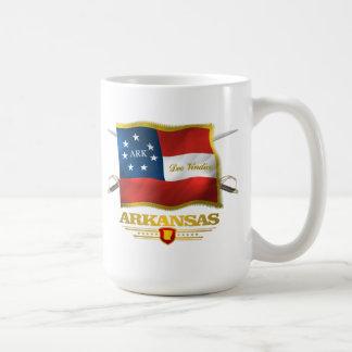 Arkansas Deo Vindice Coffee Mug