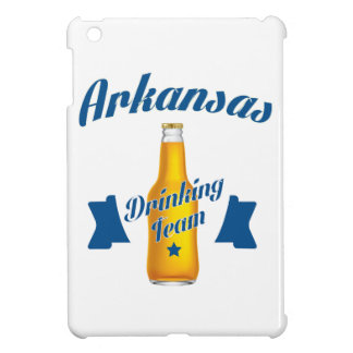 Arkansas Drinking team iPad Mini Cover