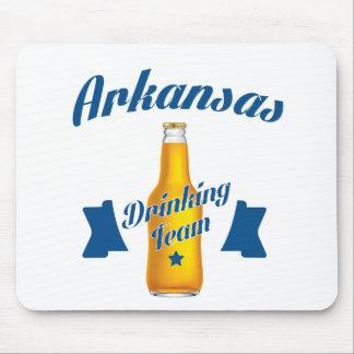 Arkansas Drinking team Mouse Pad