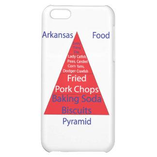 Arkansas Food Pyramid iPhone 5C Covers